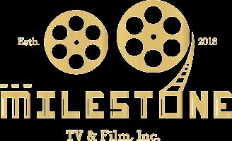 Milestone TV & Film, Inc. Logo