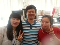 Dr. Jeon's Lab: Soo-Hyeon Yun, Eun-Seon Ju and You-Jung Lee