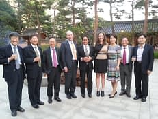 Myocarditis Foundation and Samsung Hospital collaboration dinner
