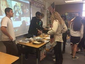 Smokey Hill High School Awareness Event