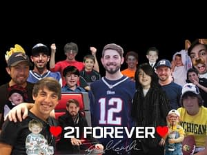 """21 Forever"" Myocarditis Awareness and Fundraiser Event on November 3, 2018"