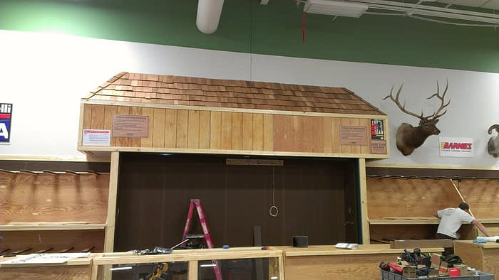 Sportman's Warehouse Project