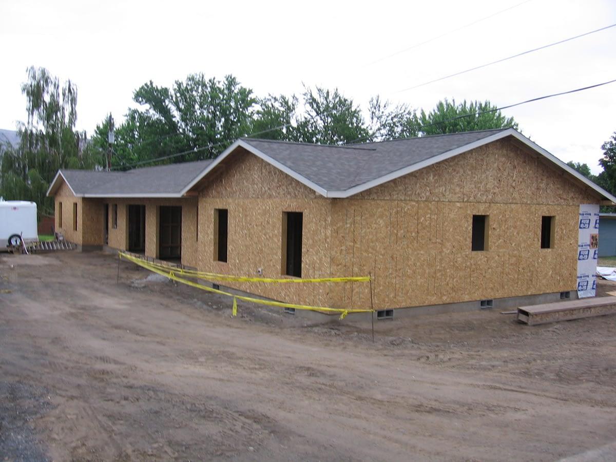 Duplex Property Project