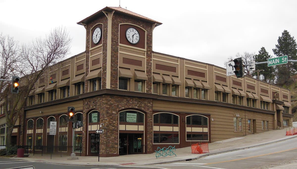 Lewiston Town Square Project