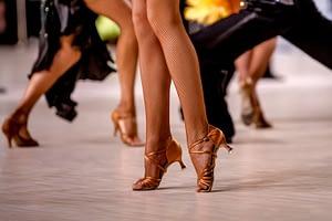 Dance Class Feet - Montclair, NJ - Arthur Murray Studio