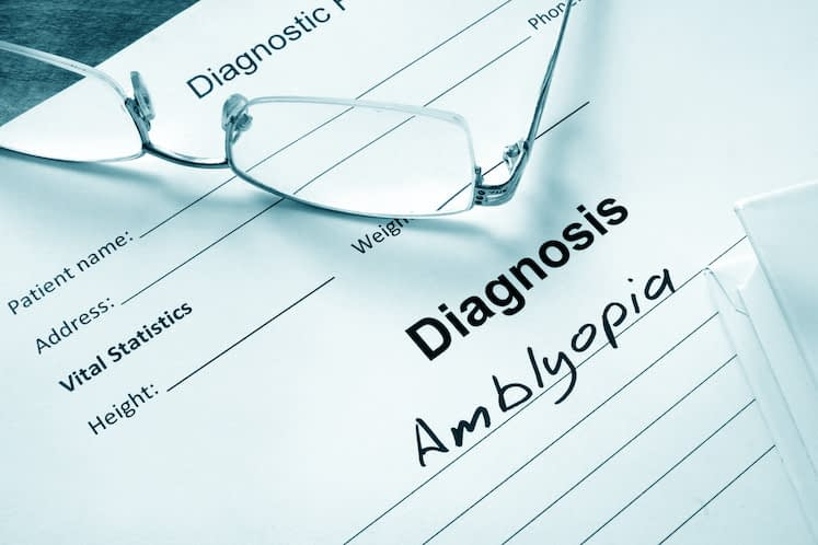 Patients with amblyopia who have neurodevelopmental delays have worse visual outcomes