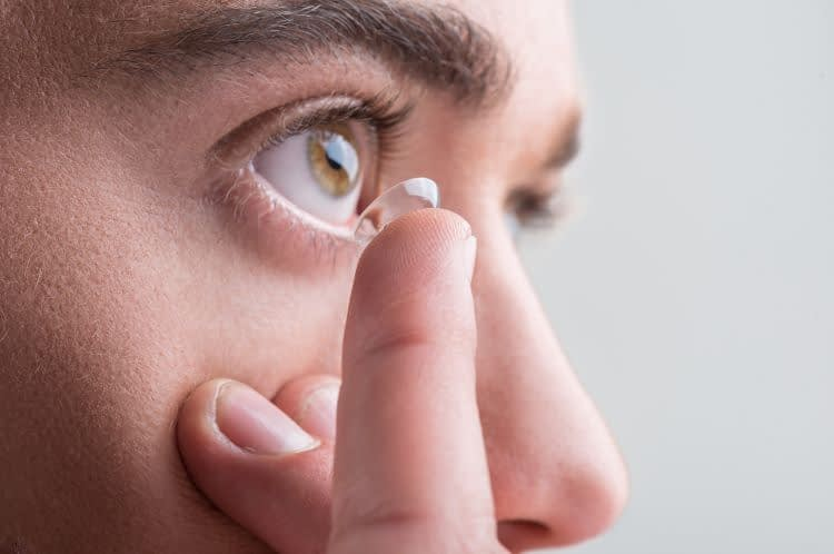Could Drug-Eluting Contact Lenses Replace Eye Injections?