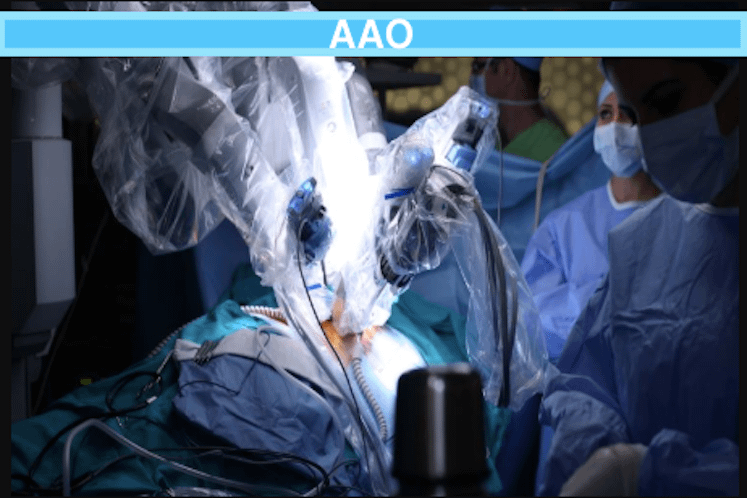 AAO 2019: Robotic Surgery to Provide Super-Human Dexterity and Improved Visual Feedback