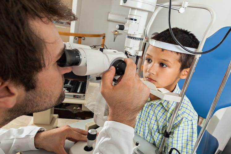 Myopia development in juvenile open angle glaucoma could indicate glaucoma progression
