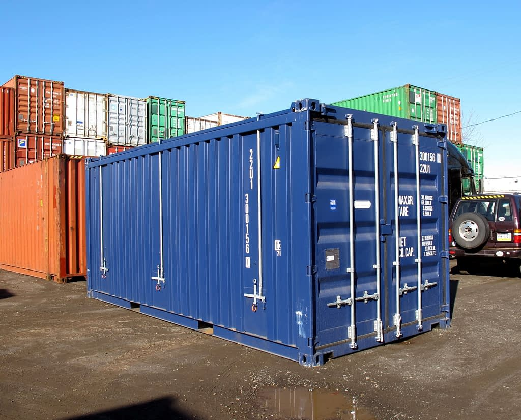 TRS Containers provides new 20ft long removable steel hardtop opentops for overhead lifting