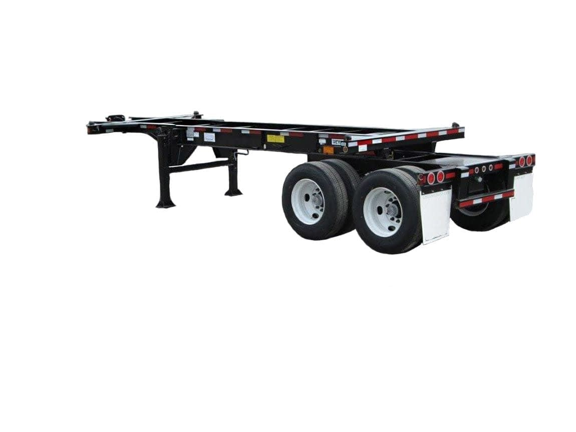TRS Containers supplies new and used slider chassis in NJ