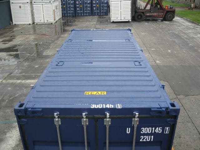 TRS sells new openside ISO containers nationwide