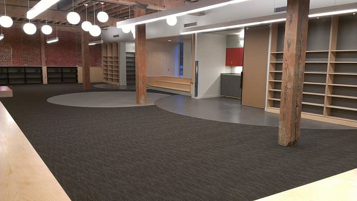 Lewiston Library Project