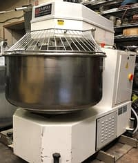 Empire Bakery Equipment 120 Qt. Spiral Mixer