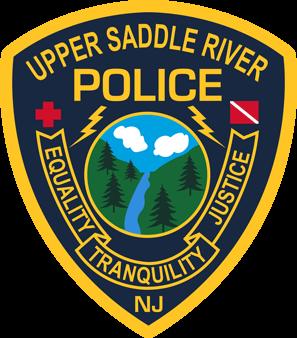 Upper Saddle River Police Department Logo