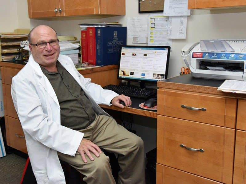 Dr Kaplan - Twin Rivers Owner