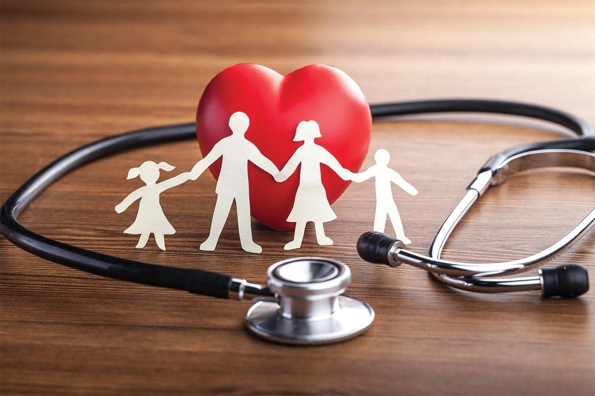 Family insurance at Regional Cancer Care Associates