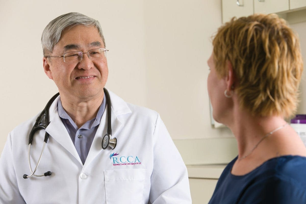 Cancer Type Specialists in Hackensack NJ - Regional Cancer Care Associates