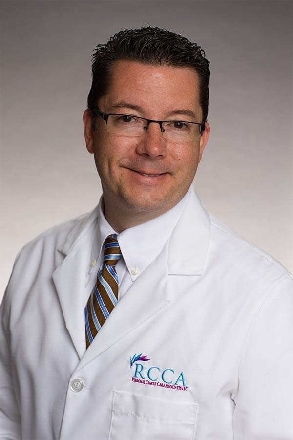 Edward J. Licitra, MD, Hackensack NJ - Regional Cancer Care Associates