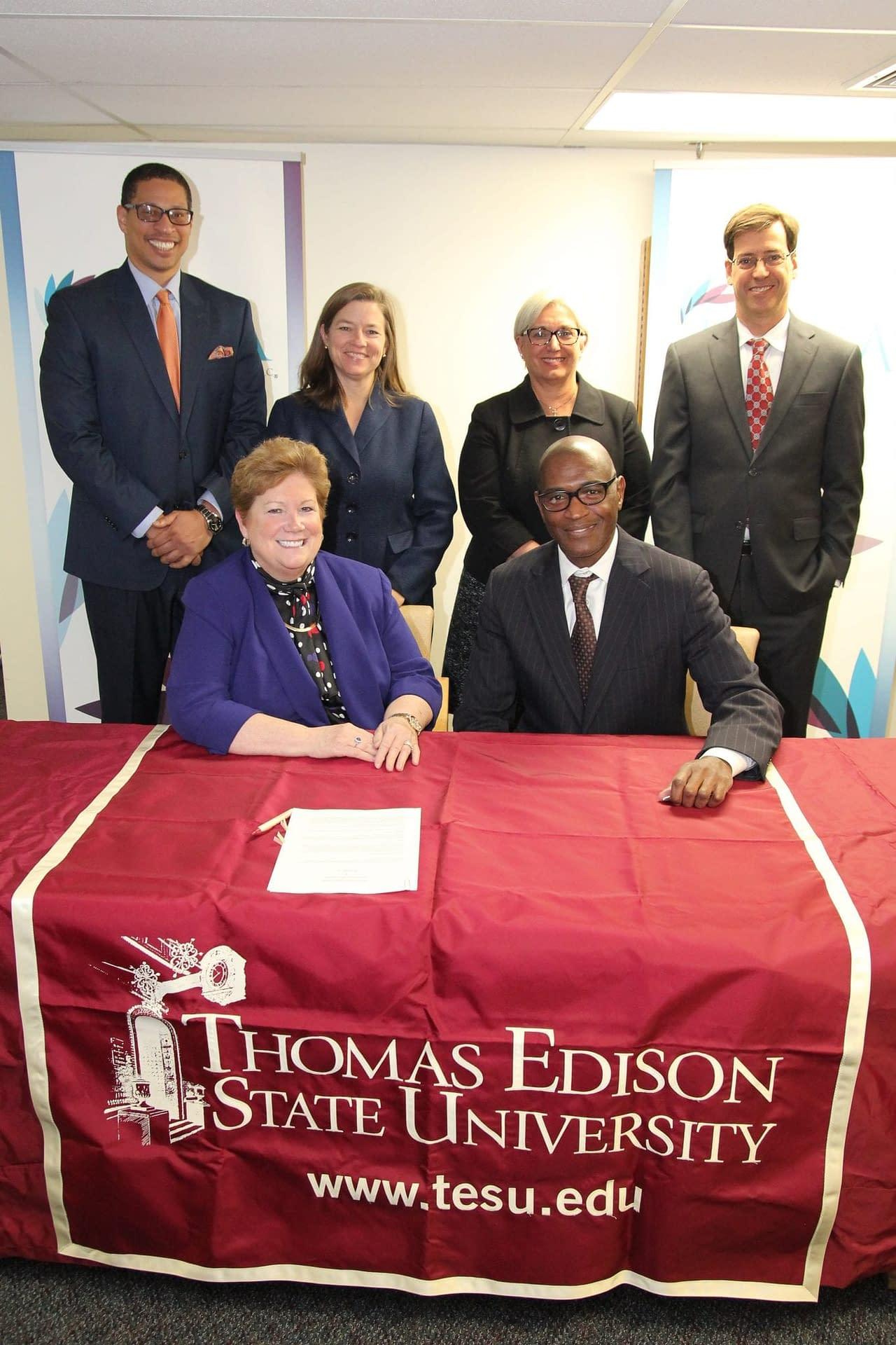 RCCA Signing at RCCA and TESU Group