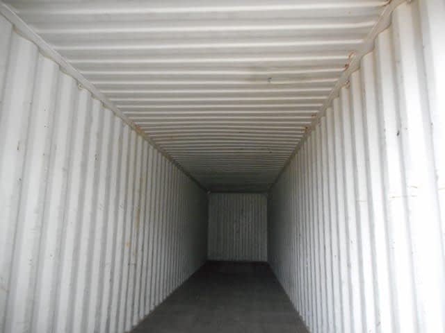 TRS sells and rents 45ft long steel and aluminum highcubes