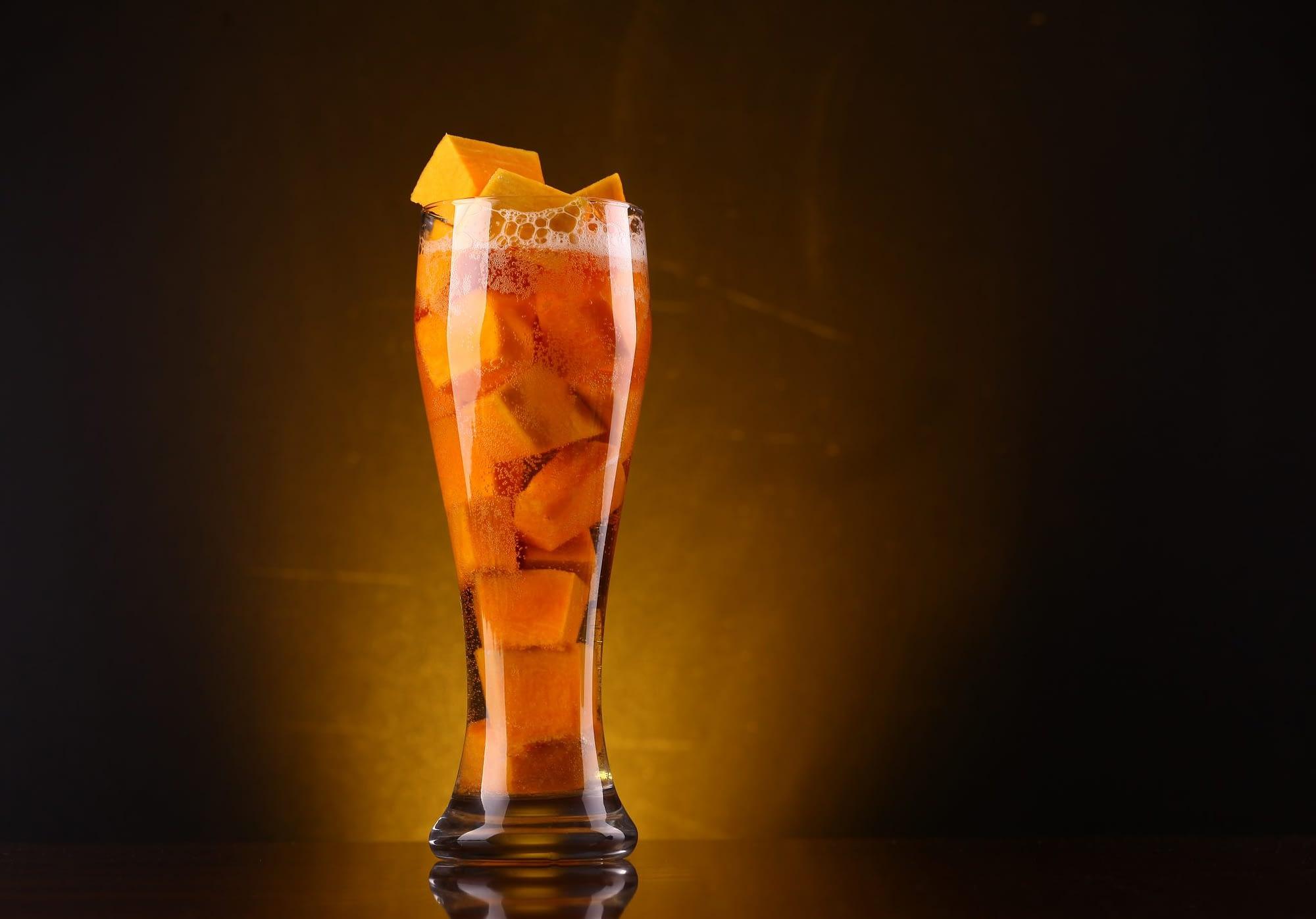 Seasonal Craft Beer Flavors
