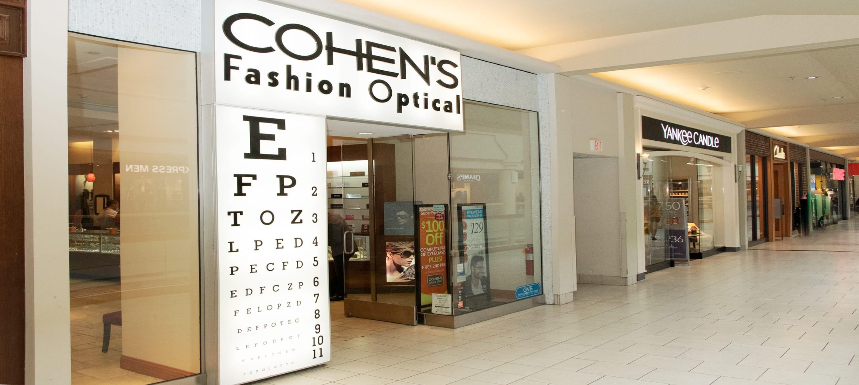 Eyeglasses & Eye Exams, Freehold Raceway Mall - Freehold, NJ