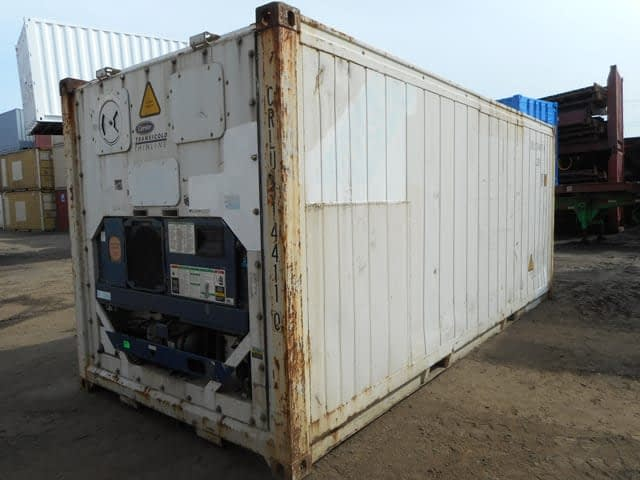 TRS reefers are smooth side