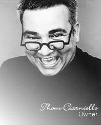 Thomas C. Owner of Aveda Las Vegas