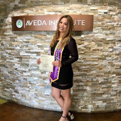Joshualyn Ocampo Esthiology Graduate