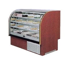 Marc Refrigeration - Display Case, Refrigerated Bakery - 37'