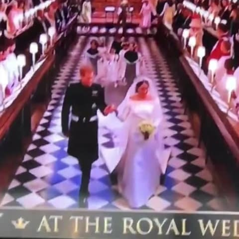 Jared Freid Royal Wedding Recap