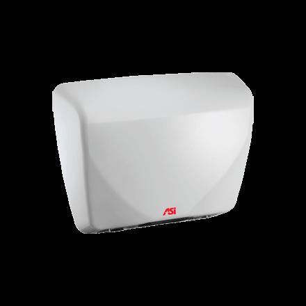 0195 0185 Dryer White