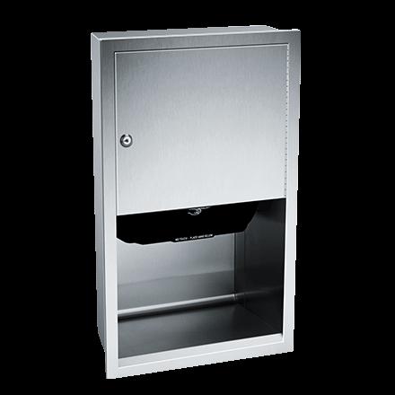 045210a Asi Reccessedmountedautomaticrollpapertoweldispenser@2x