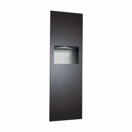 6462 41 Asi Piatto Paper Towel Dispenser And Waste Receptacle@2x