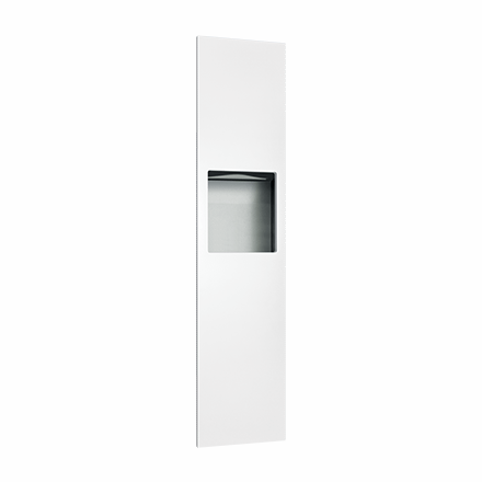 6467 00 Asi Piatto Paper Towel Dispenser And Waste Receptacle@2x