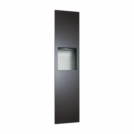 6467 41 Asi Piatto Paper Towel Dispenser And Waste Receptacle@2x