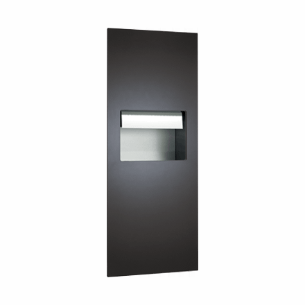 64696a Ac 41 Asi Piatto Automatic Paper Towel Dispenser And Waste Receptacle@2x