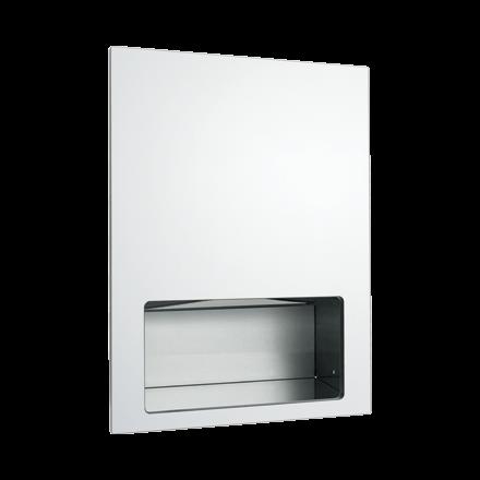 Flush Front 6457 White 440x440