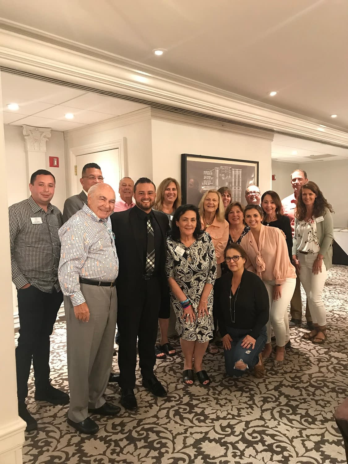 The 1st of two Myocarditis Foundation Family Meeting in 2019 was held in NYC