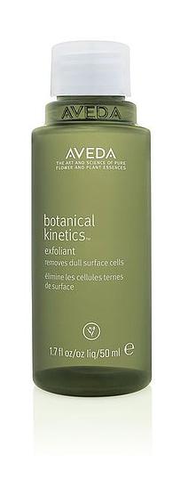 Aveda Botanical Kinetics Exfoliant.