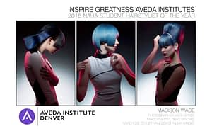Madison Wade's collection for NAHA 2015 Student Hairstylist of the Year
