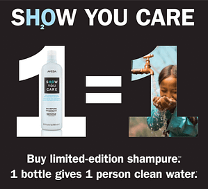 1 bottle equals clean water for 1 person