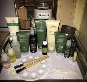Tiffany S skin care line