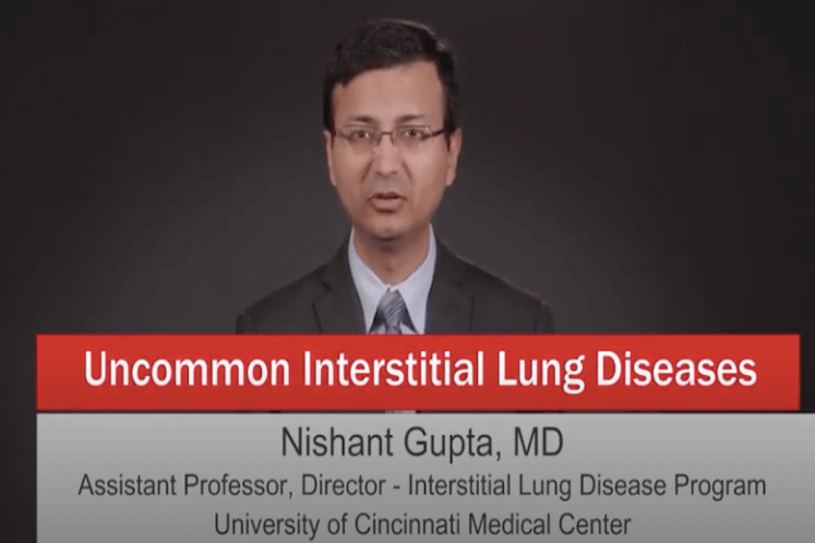 Uncommon Interstitial Lung Diseases -- BAVLS