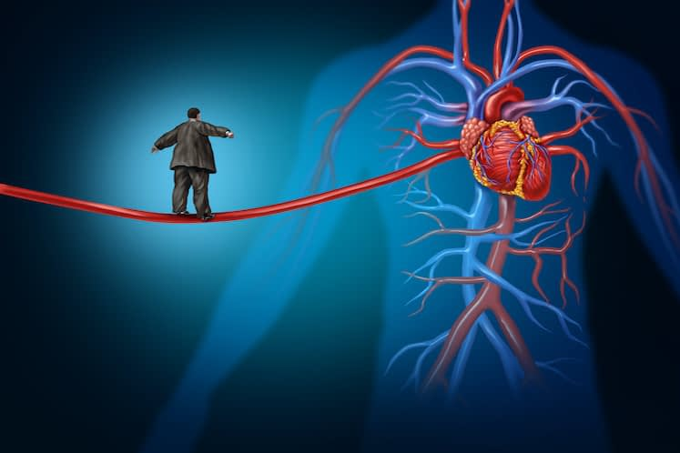 Cardiovascular risk factors linked to accelerated cognitive decline at midlife