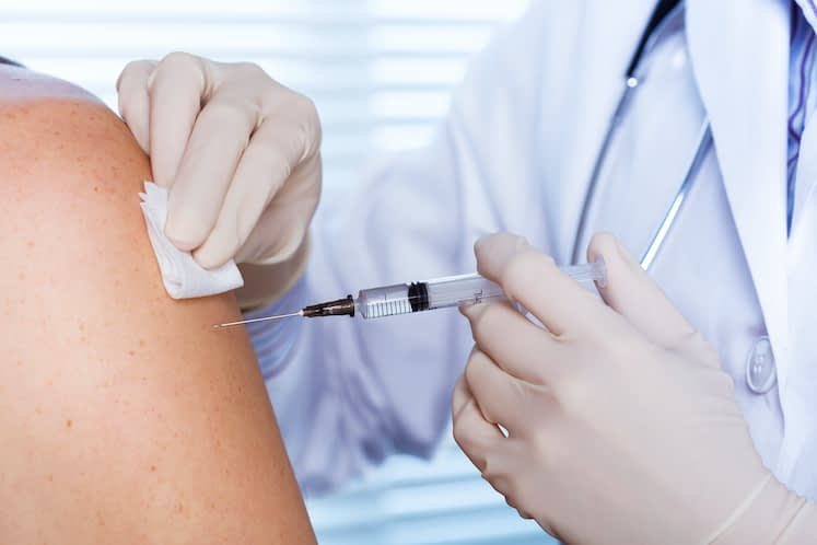 Only 1 in 4 parents believe the flu vaccine is effective