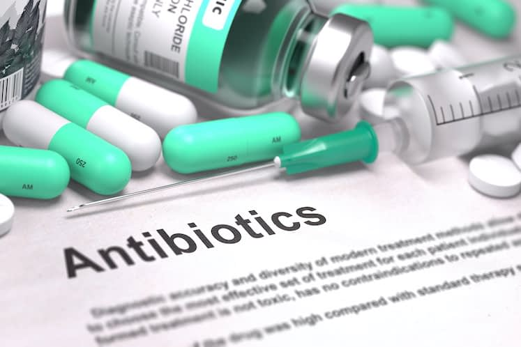 Patients with penicillin allergy often treated with less effective antibiotics