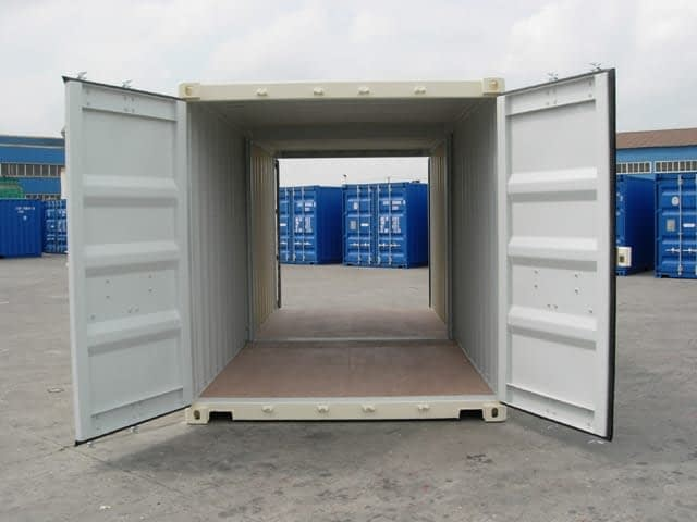 TRS Containers NJ sells new DuoCon (10 + 10) 20 foot long cargo containers