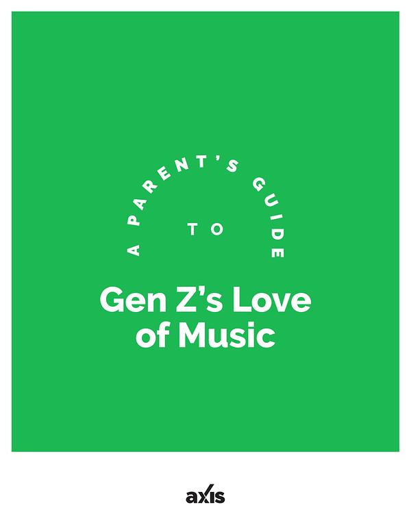 GenZ's Love of Music